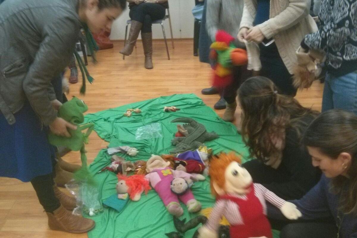 Seminar On Puppetry In Jerusalem