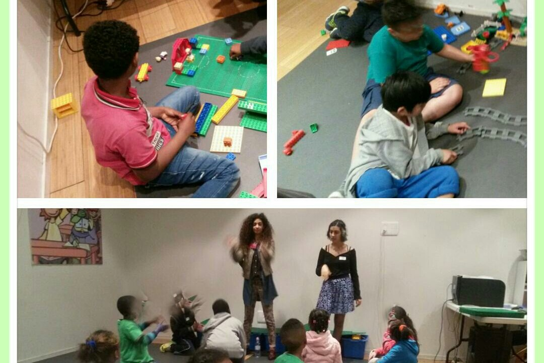 This week in Yad Rachel Centers in the CentralDistrict