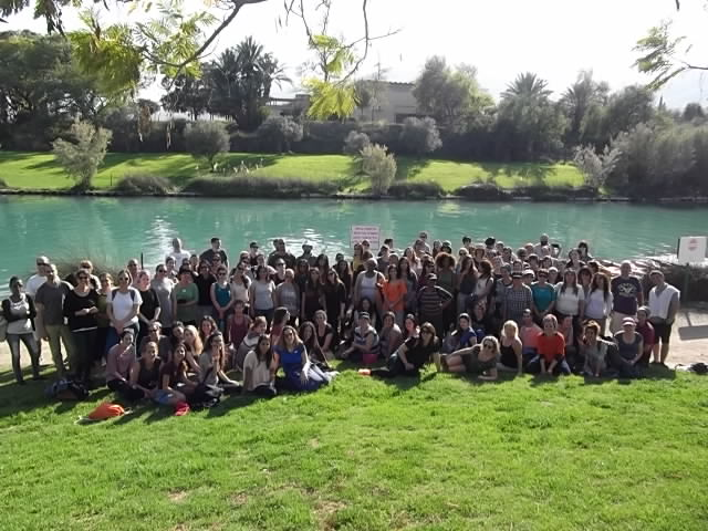 Annual corporate training for Yad Rachel employees